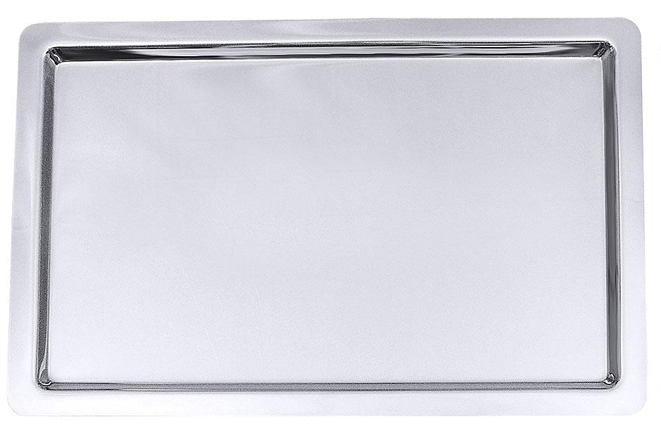 Bankettplatte, rechteckig 82 x 50 cm