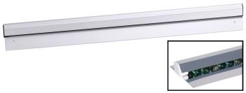 Bonleiste, Aluminium, 30 cm lang