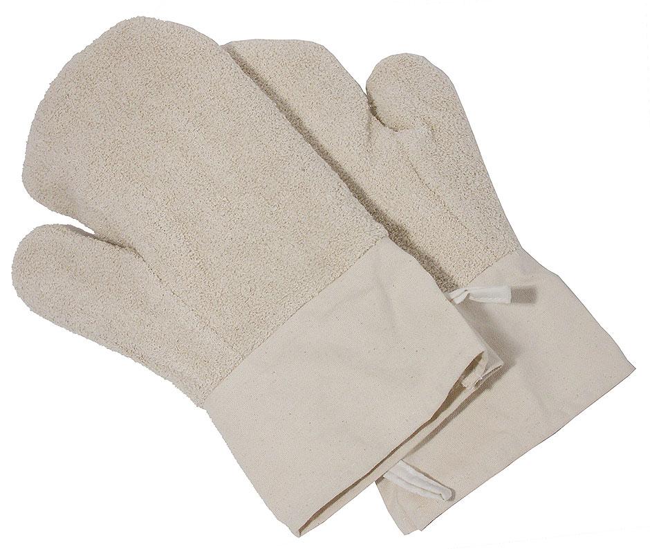 Backhandschuhe 30 cm x 15 cm