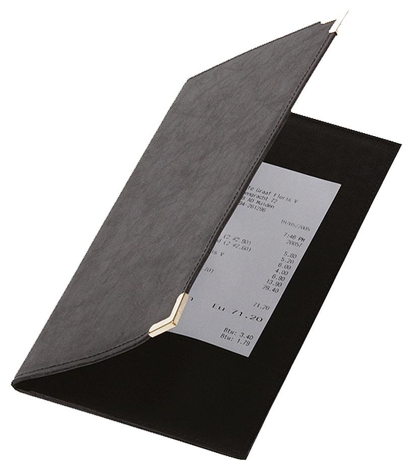 Rechnungsmappe 23 x 13 cm