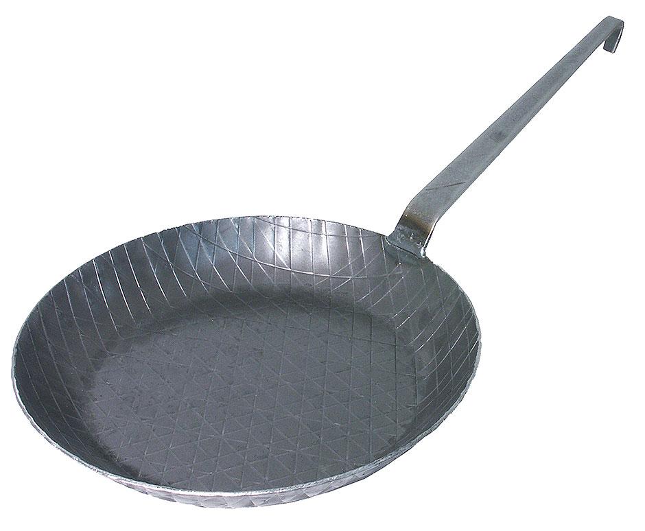 Brat - und Servier-Eisenpfanne Ø 24 cm