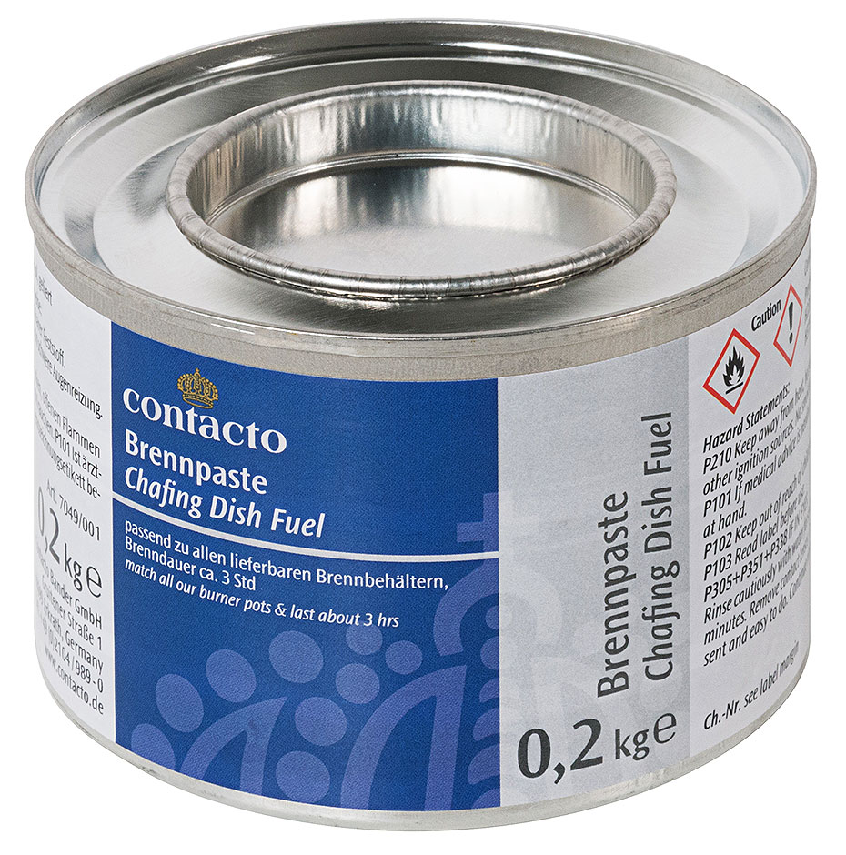 Brennpaste 0,2 kg