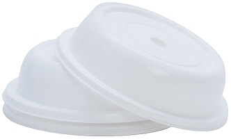 Tellerglocke, weiß Ø 25,7 cm