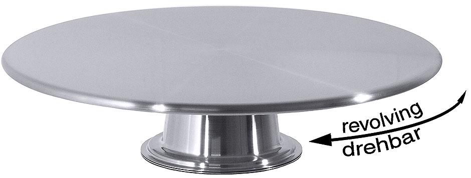 Drehbare Tortenplatte, Ø 32 cm