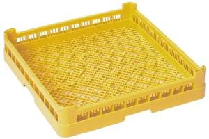 Geschirrspülkorb für Kleinteile gelb