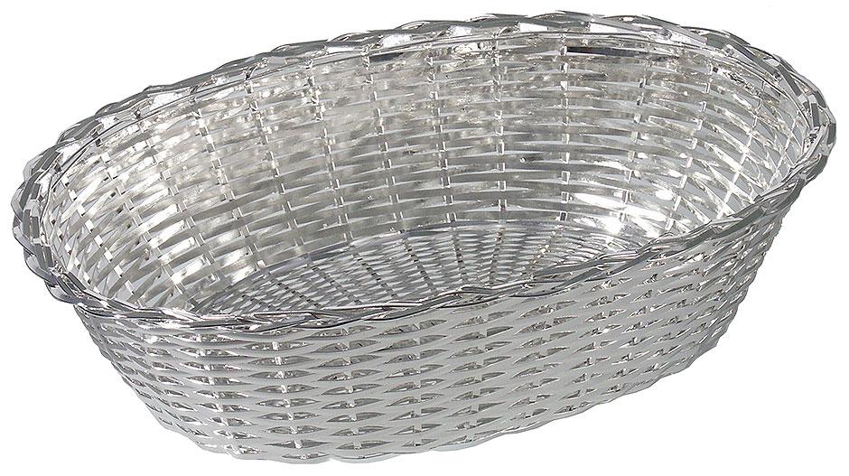 Korb, oval 25,5 x 16,5 cm