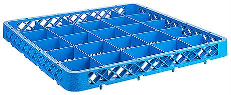 Erweiterungselement für Geschirrspülkorb, 25 Fächer