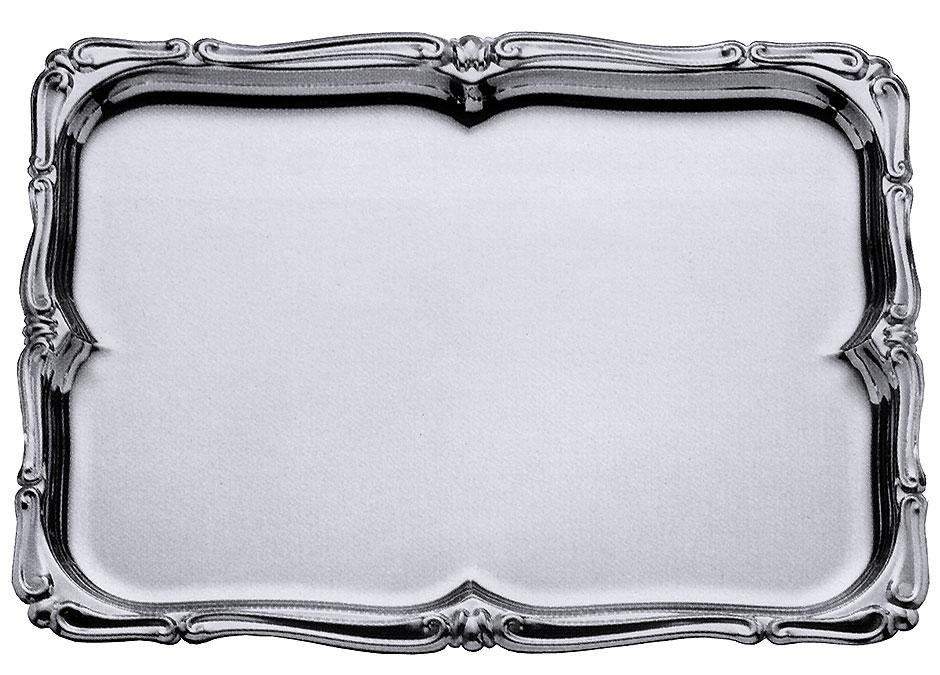 Barocktablett 60 x 46 cm