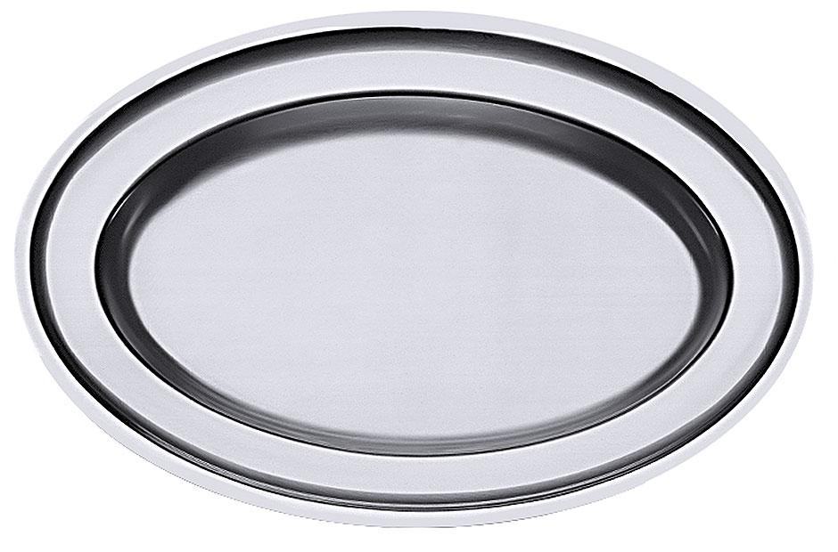 Bratenplatte, oval 47 x 31 cm