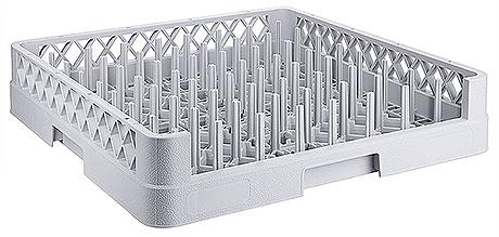 Geschirrspülkorb für große Tabletts